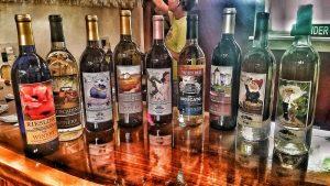 2015 Vintage Wines at The Winery at Seven Springs Farm
