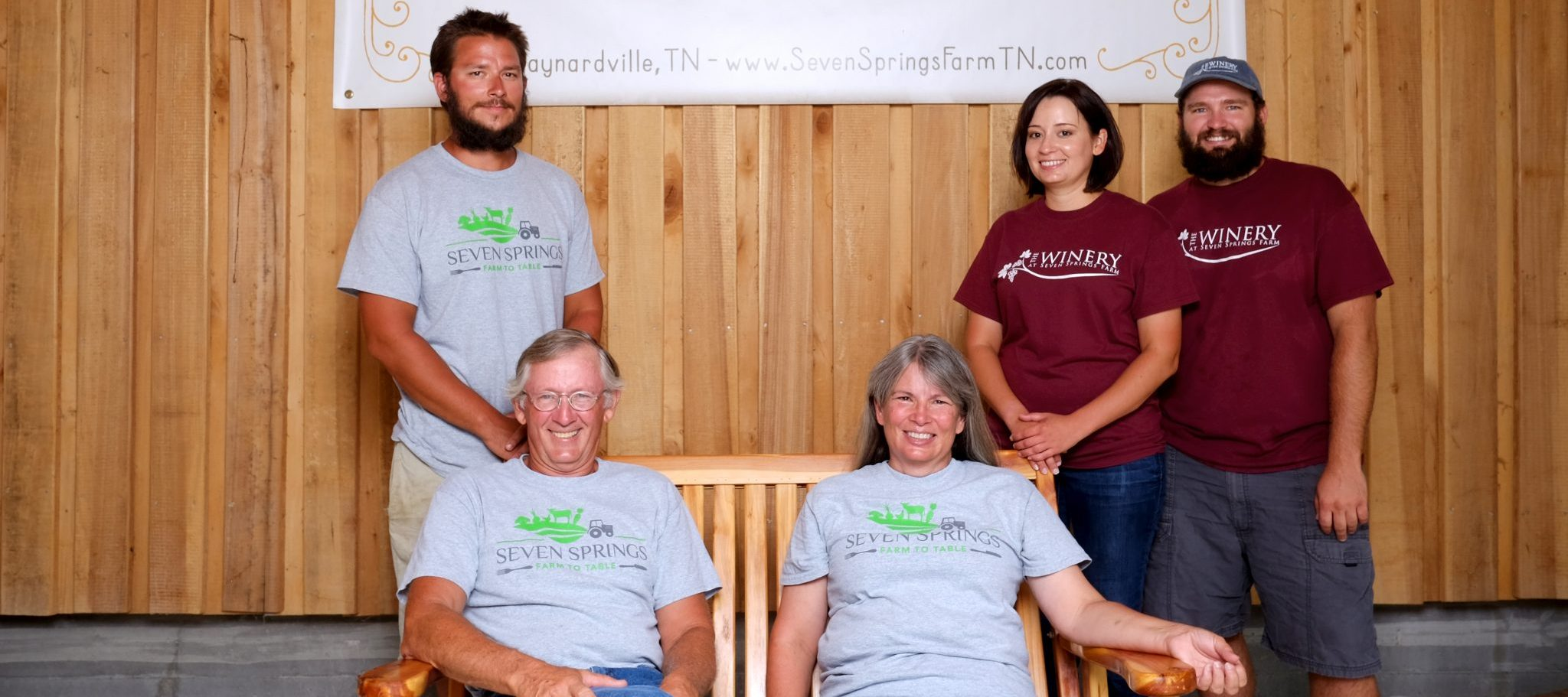 Meet the Family Behind East Tennessee's Premier Wine and Vineyard Location