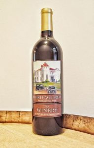 Heritage Red Wine