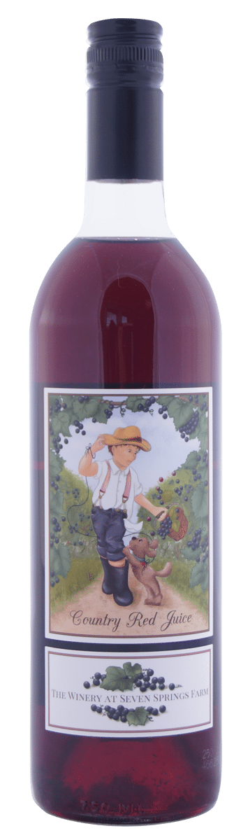 Red Muscadine Juice