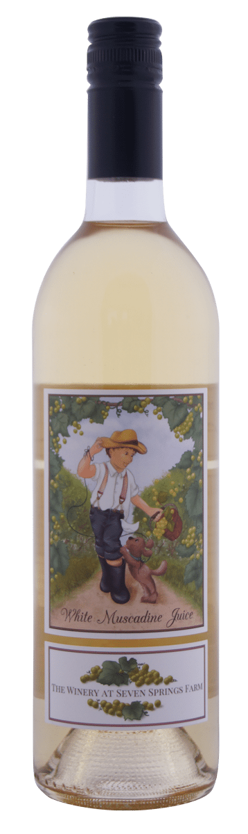 White Muscadine Juice