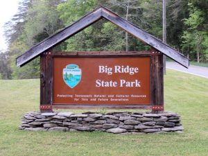Big Ridge State Park Near The Winery at Seven Springs Farm