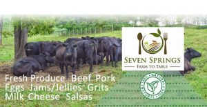 Seven Springs Farm to Table | Farm Store