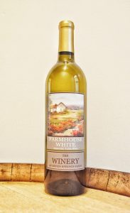 Farmhouse White Wine at The Winery at Seven Springs Farm