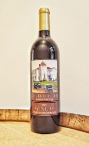 Heritage Red Wine at The Winery at Seven Springs Farm