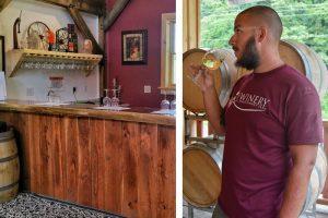 Wine Tasting Bar | Maynardville TN