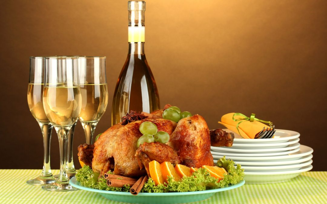 Local Wine Paired with Thanksgiving Dinner