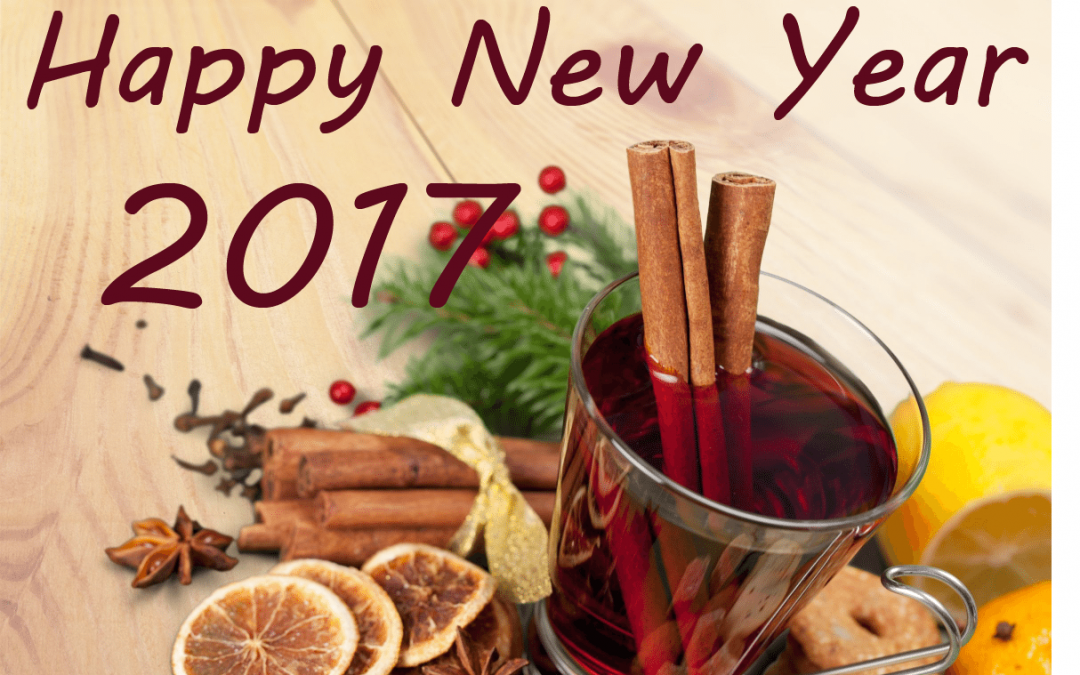 Drink Recipes to Celebrate the New Year