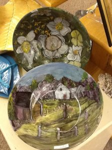 Pat Clapsaddle Pottery