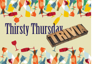 Thirsty Thursday Trivia