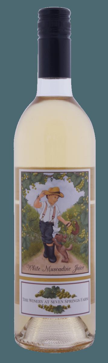 White Muscadine Juice