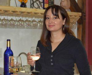 Winemaker Nikki Riddle