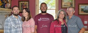 The People Behind The Winery at Seven Springs Farm