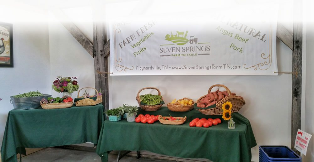 Slide Seven Springs Farm Store Inside The Winery At Seven Springs