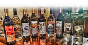 Tennessee Wines at The Winery at Seven Springs Farm