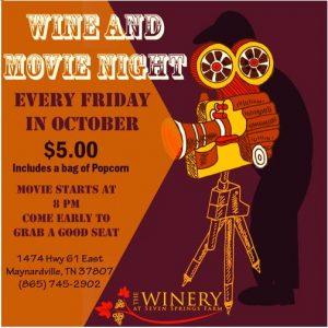 Wine and Movie