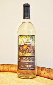 Muscadine Wine | The Winery at Seven Springs Farm