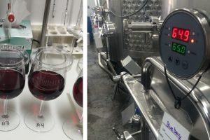 Wine Laboratory | Stainless Steel Tank Room