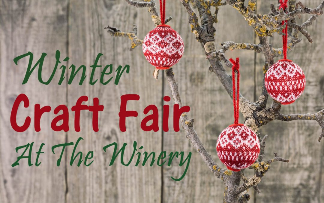 Shop Local, Shop Small at Our Winter Craft Fair